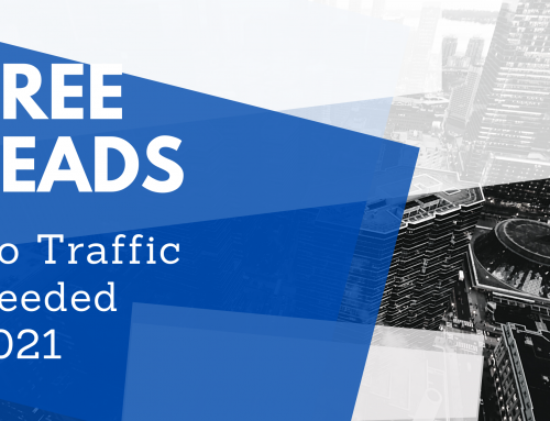 🚦How to generate leads when you have little to no traffic